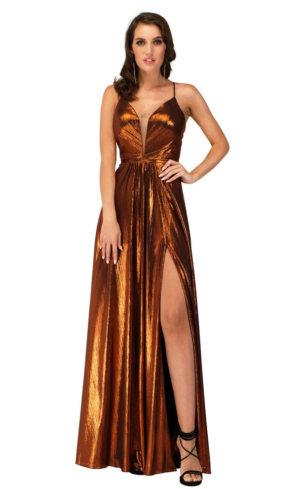 Cecilia Couture 2115 Copper