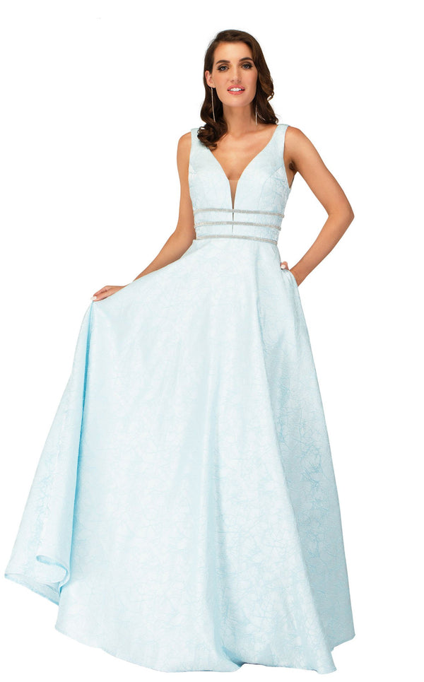 Cecilia Couture 2120 Sky-Blue