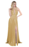 Colors Dress 2129 Gold