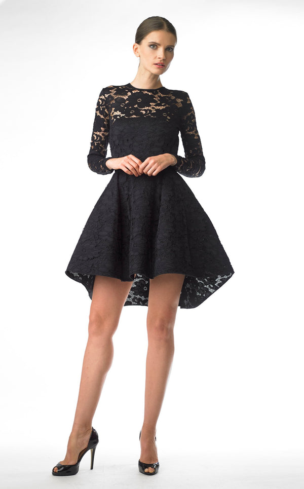 Issue NY 21403 Dress Black
