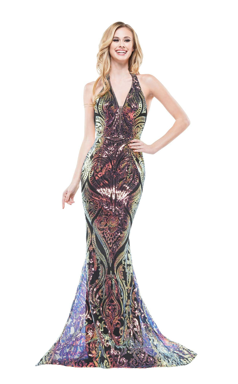 Colors Dress 2141 Dress Multi