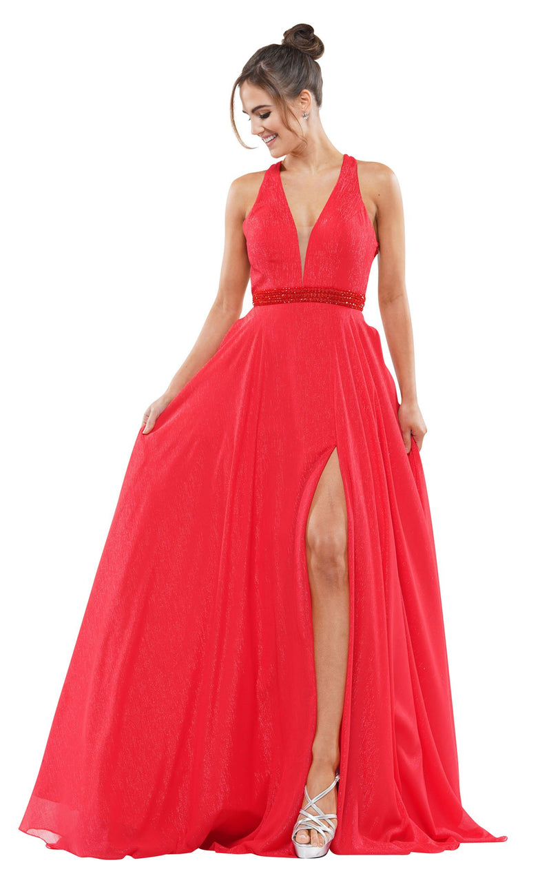 Colors Dress 2142 Dress Red