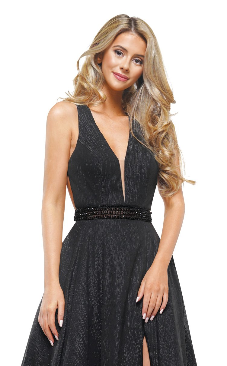 Colors Dress 2142 Dress Black
