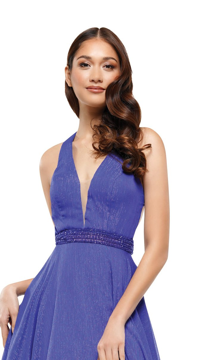 Colors Dress 2142 Dress Royal