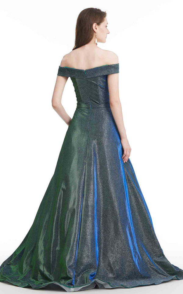 Cecilia Couture 2151 Green