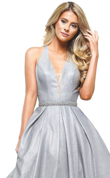 Colors Dress 2155 Dress Gold-Silver