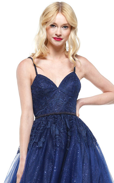 Colors Dress 2171 Dress Navy