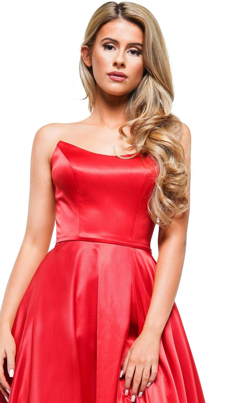 Colors Dress 2182 Dress Red