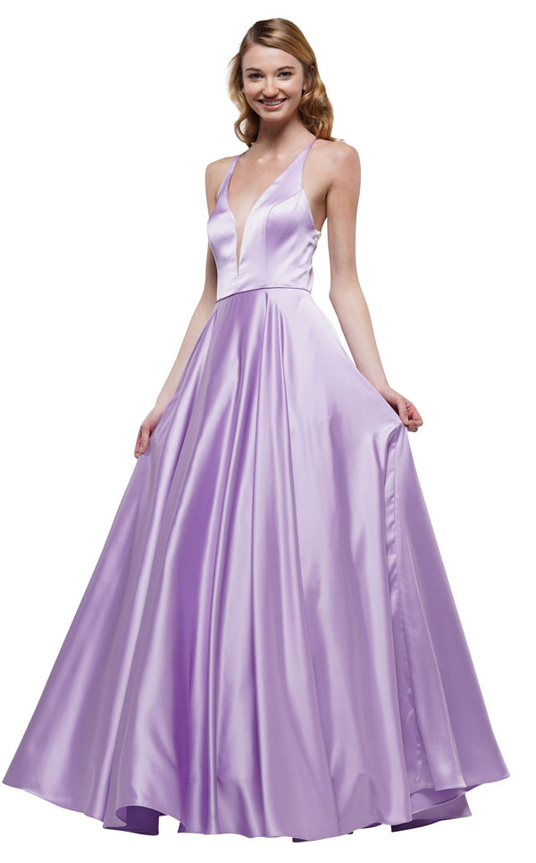 Colors Dress 2183 Dress Lilac