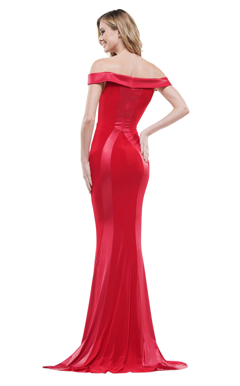 Colors Dress 2185 Dress Red