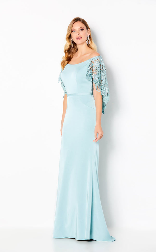 Cameron Blake 220632 Dress Celedon