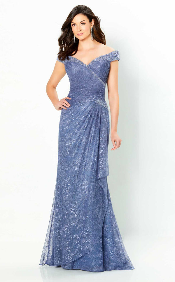 Montage 220933 Dress Dark-Periwinkle