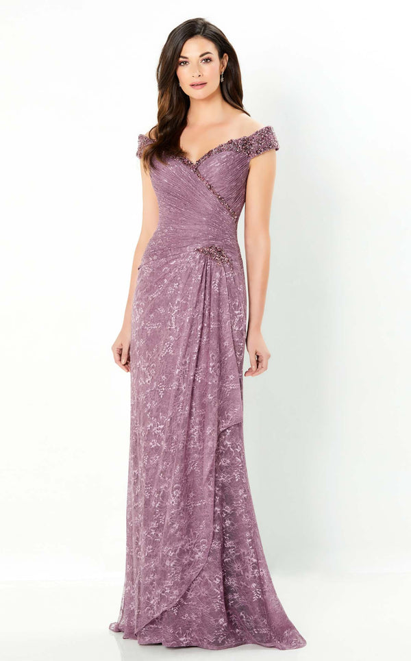 Montage 220933 Dress Purple