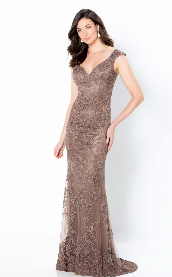 Montage 220934 Dress Dark-Mink