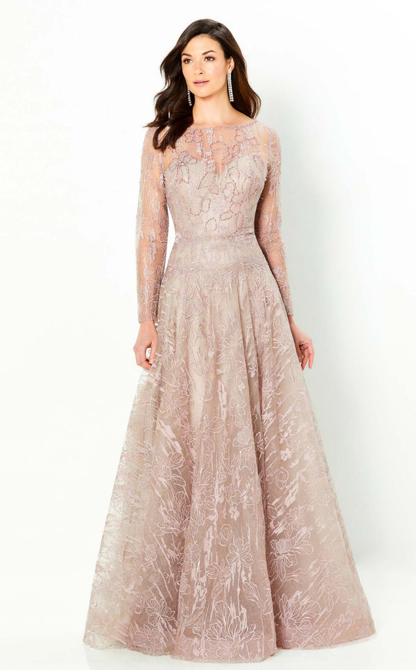 Montage 220935 Dress Pink-Topaz