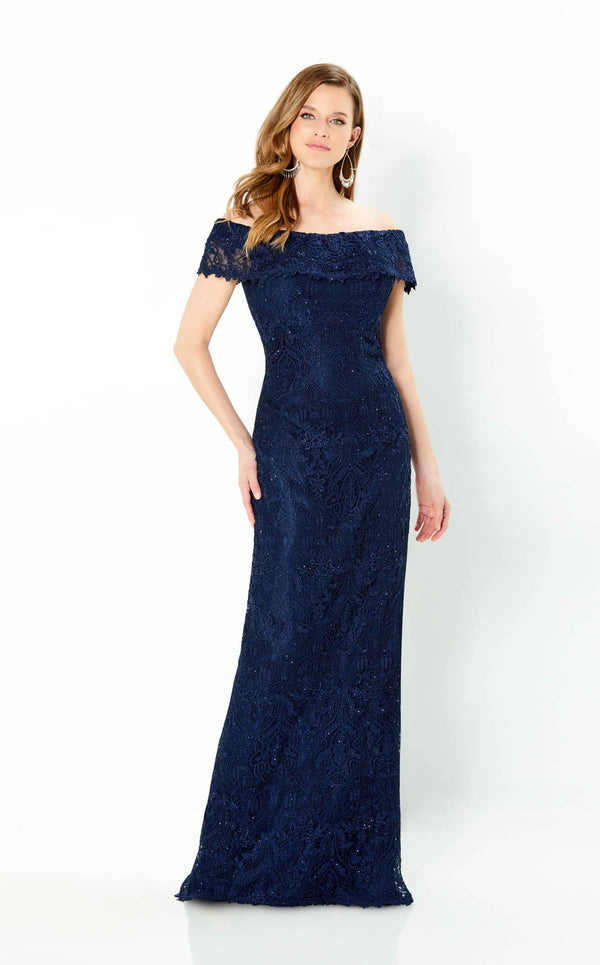 Montage 220947 Dress Navy-Blue