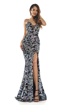 Colors Dress 2277 Dress Iridescent