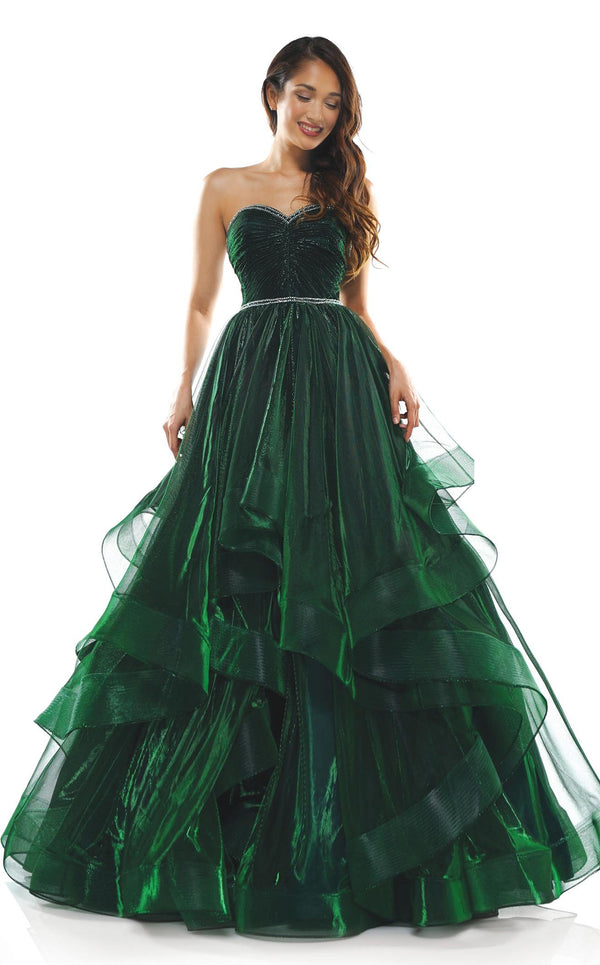 Colors Dress 2279 Dress Emerald