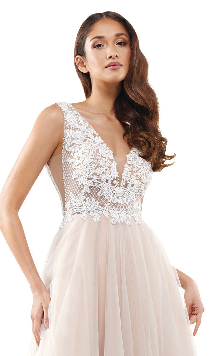 Colors Dress 2284 Dress Off-White