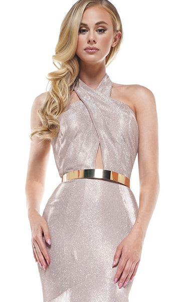 Colors Dress 2287 Dress Rose-Gold