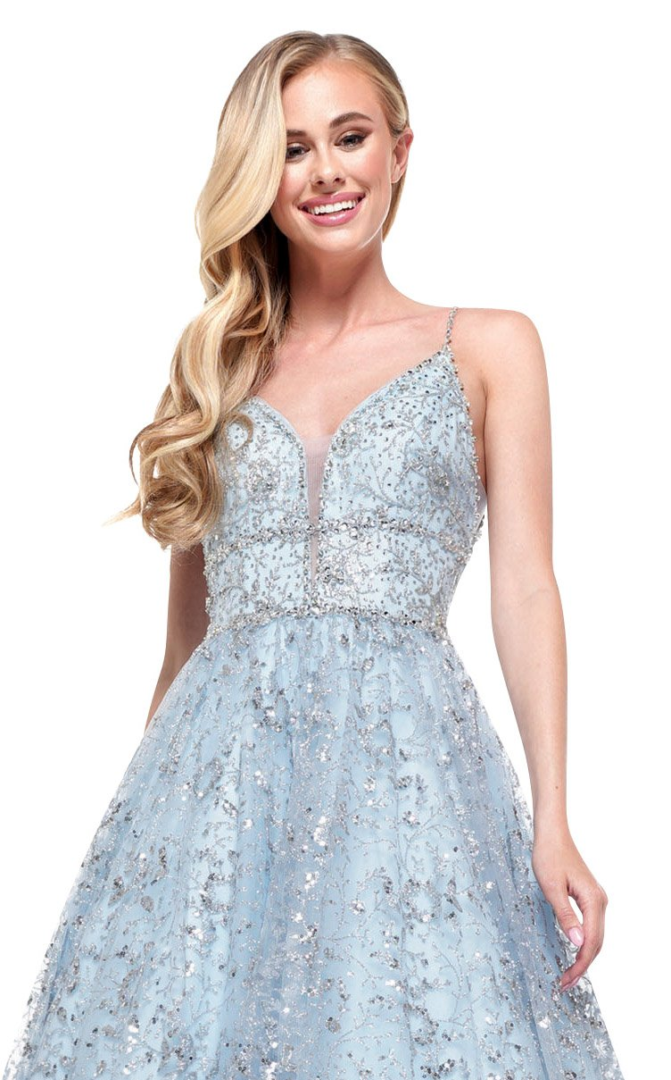 Colors Dress 2288 Dress Light-Blue