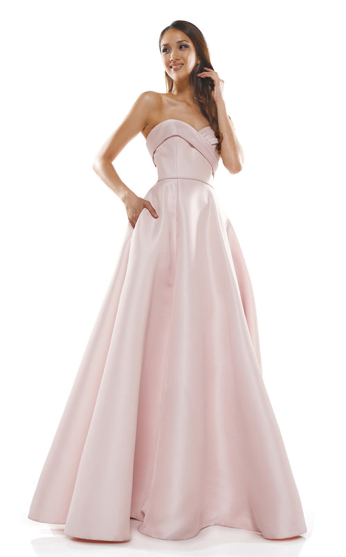 Colors Dress 2291 Dress Blush