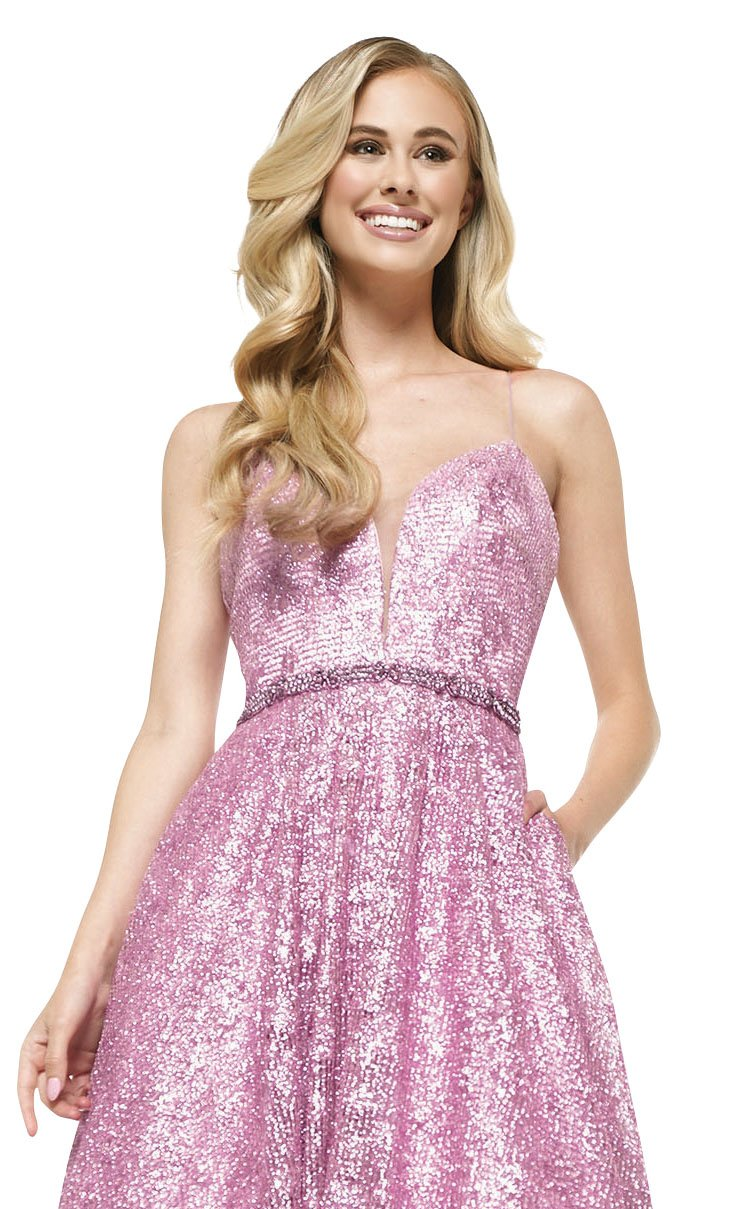 Colors Dress 2295 Dress Pink