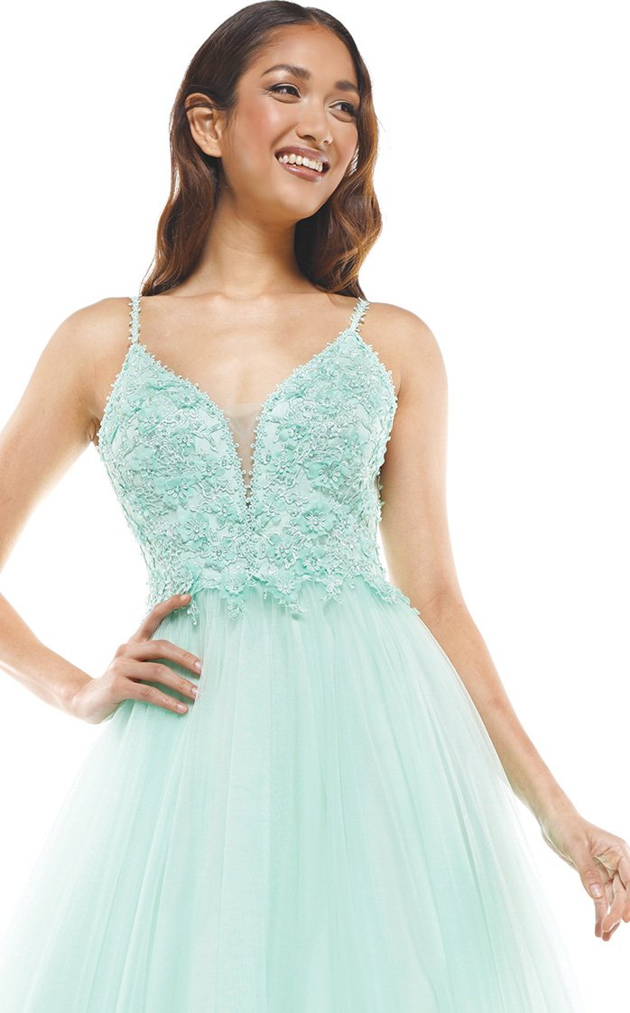 Colors Dress 2311 Dress Mint