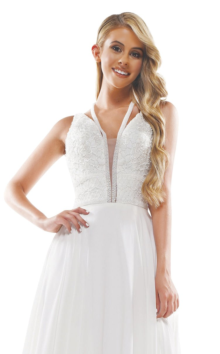 Colors Dress 2320 Dress Off-White