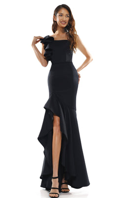 Colors Dress 2341 Dress Black