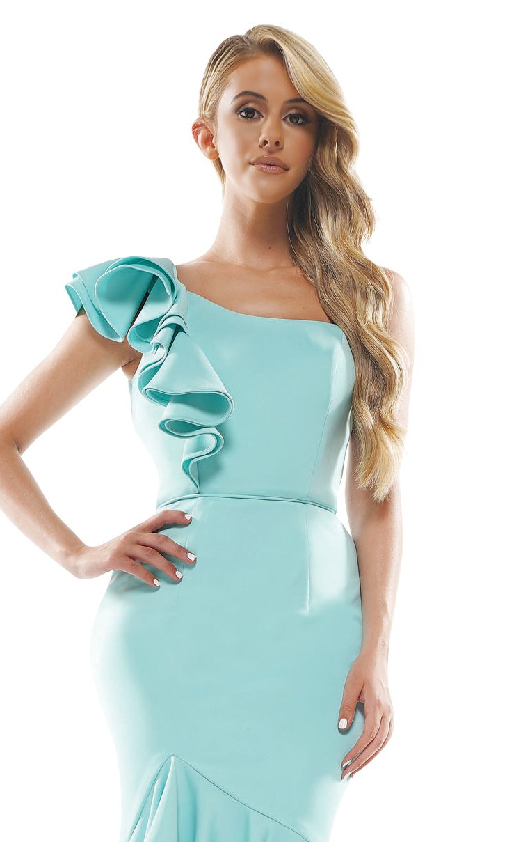 Colors Dress 2341 Dress Mint
