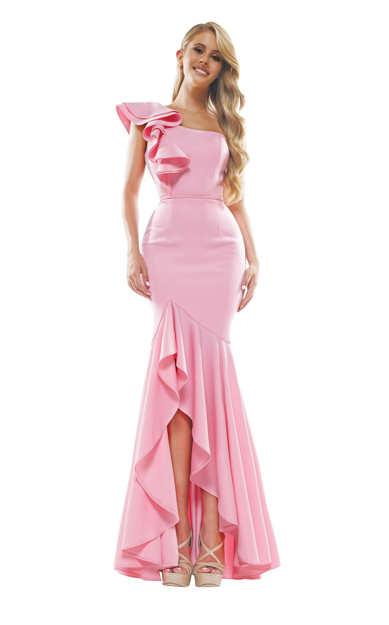 Colors Dress 2341 Dress Pink