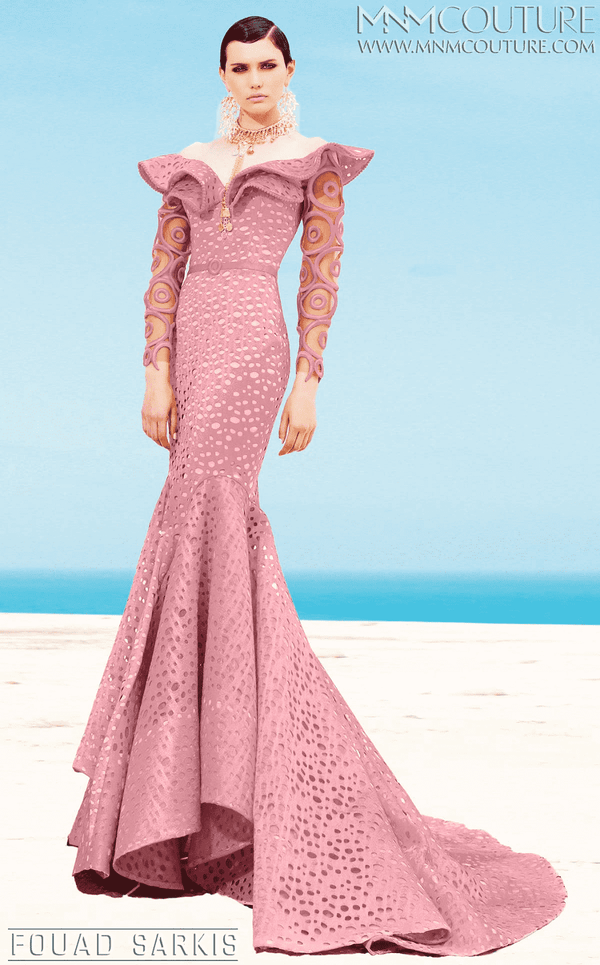 MNM Couture 2345 Dress