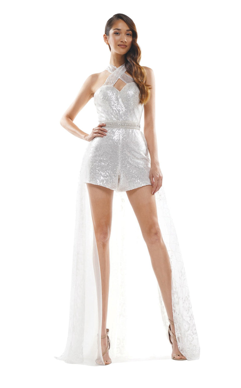 Colors Dress 2346 Dress Off-White