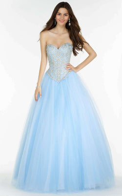 Alyce 6724 Powder Blue