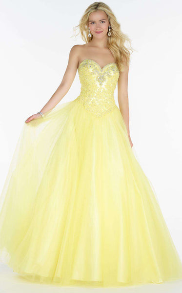 Alyce 6727 Yellow