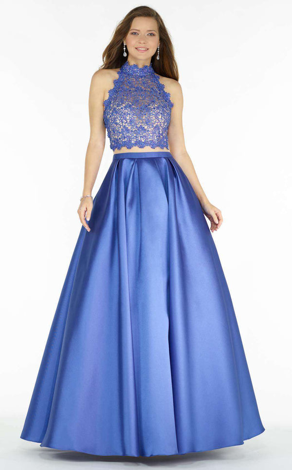 Alyce 6738 Electric Blue