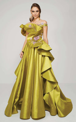 MNM Couture 2370 Green