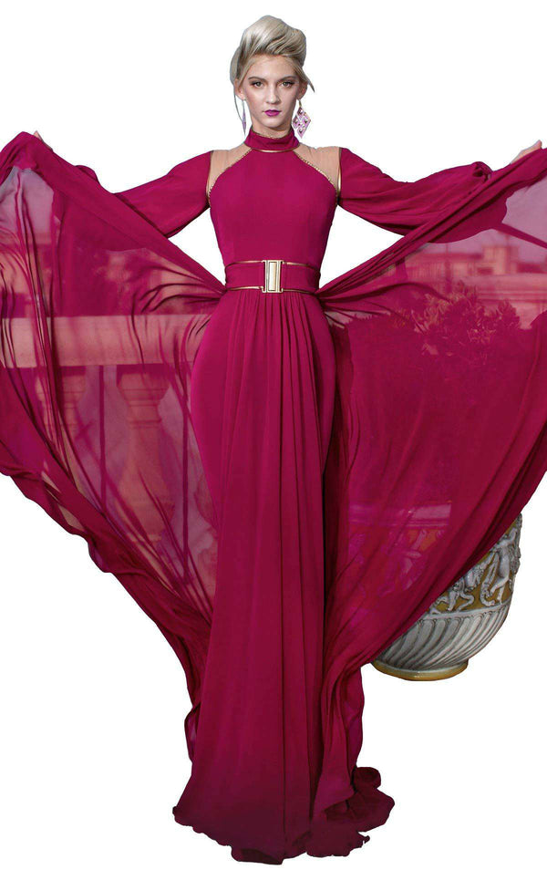 MNM Couture 2480a Cherry