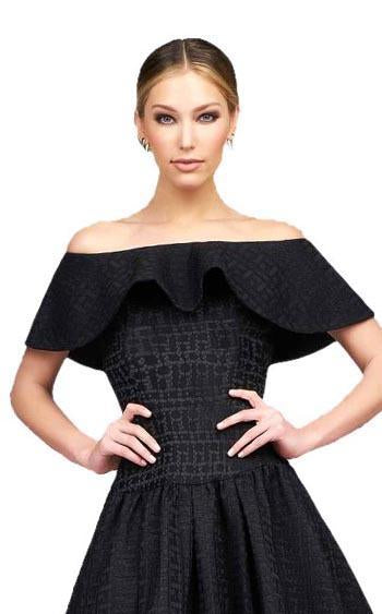 Mac Duggal 25275I Black