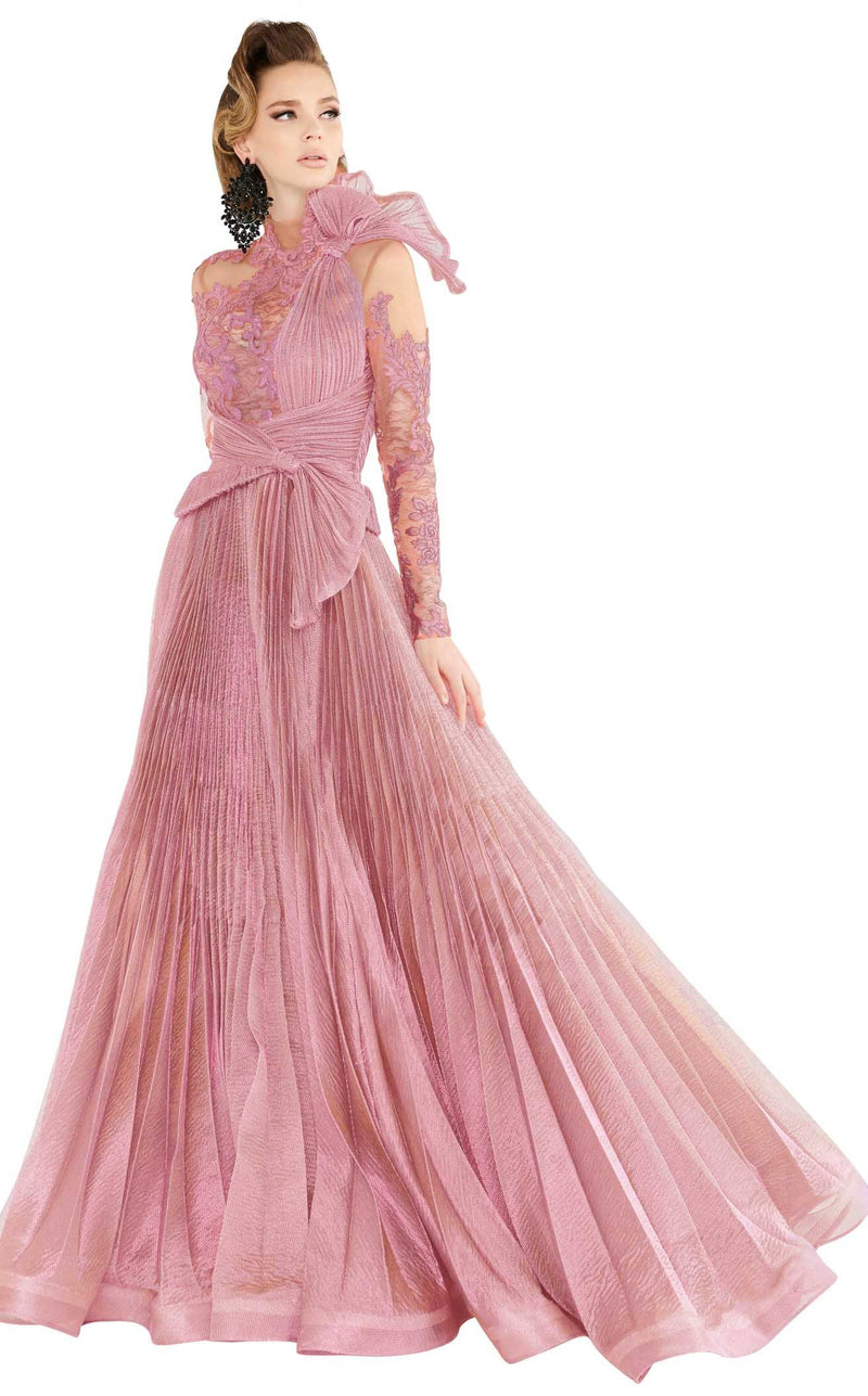 MNM Couture 2566 Dress Pink