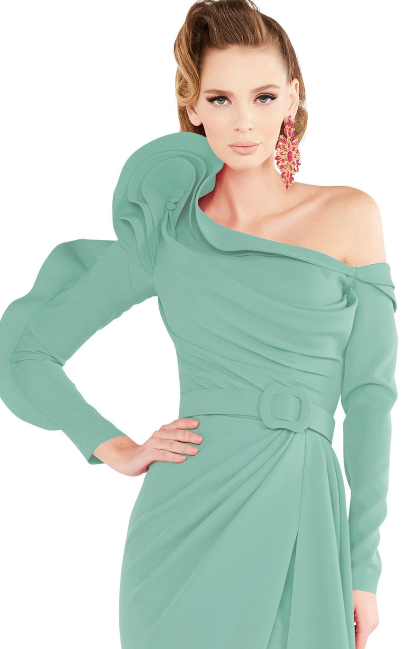 MNM Couture 2571 Dress Mint
