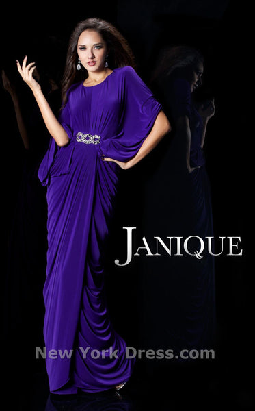 Janique 1334 Purple