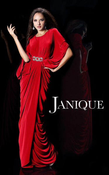 Janique 1334 Red