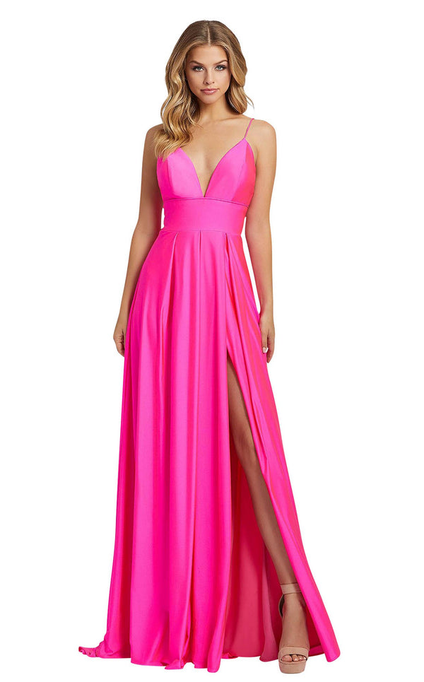 Mac Duggal 26165i Electric-Pink