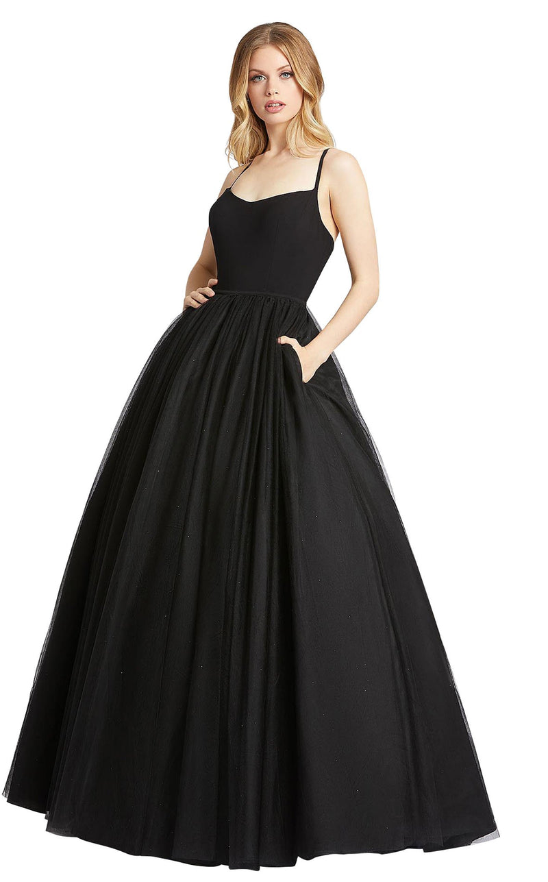 Mac Duggal 26226i Black