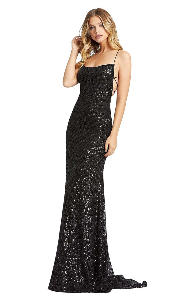 Mac Duggal 26269i Black