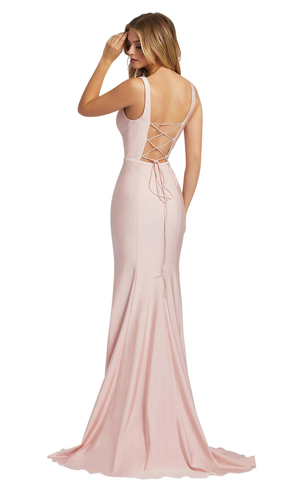 Mac Duggal 26273i Blush