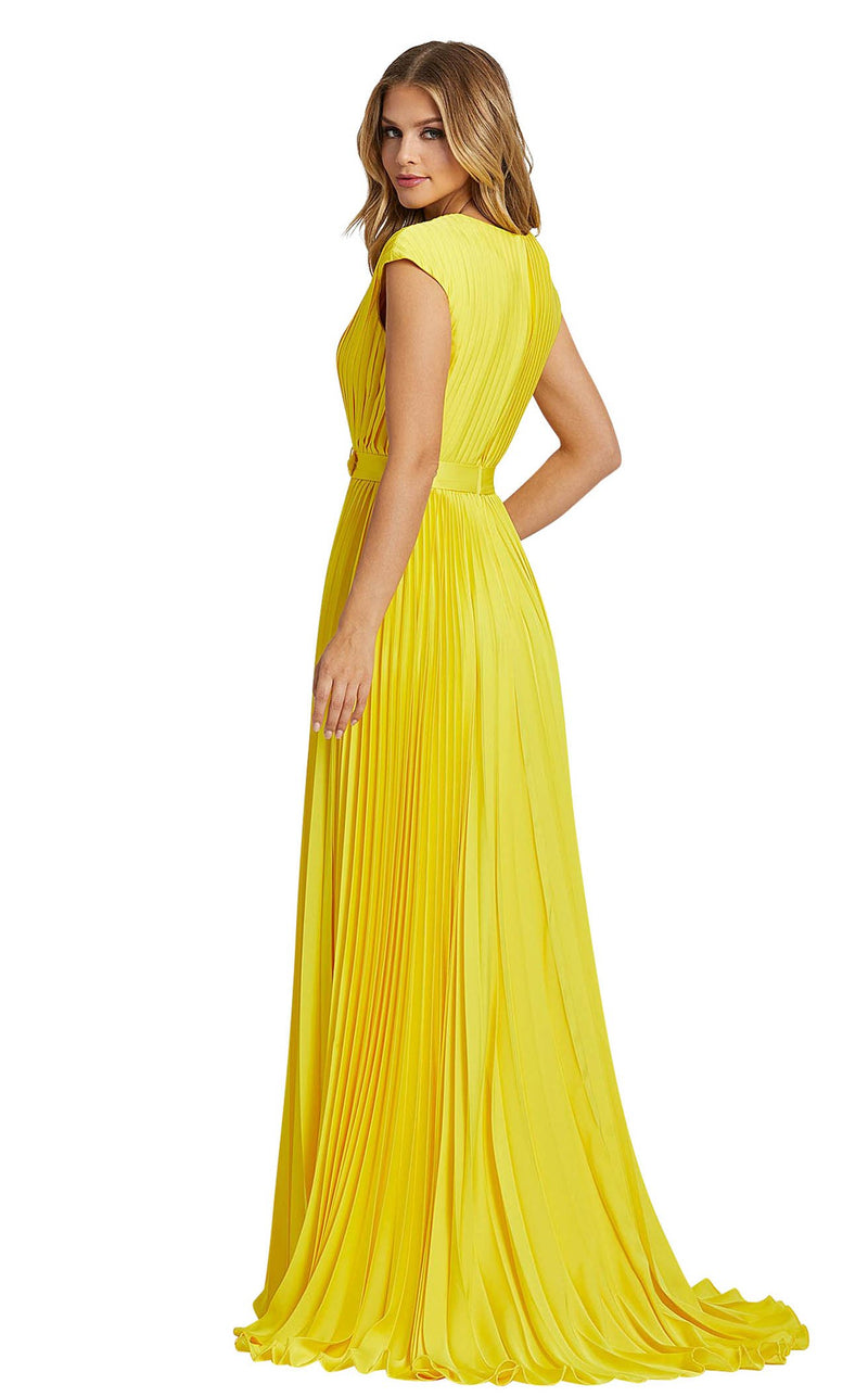 Mac Duggal 26285i Lemon