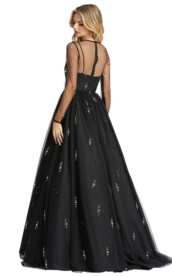 Mac Duggal 26295i Black